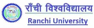 Ranchi University Exam Date Sheet