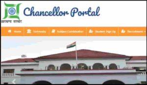 Chancellor Portal