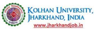 Kolhan University UG Admission Online Form