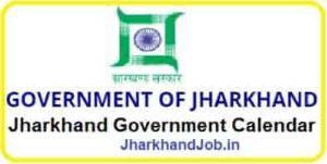 Jharkhand Calendar