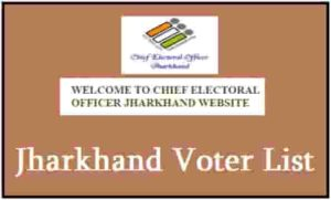 Jharkhand Voter List