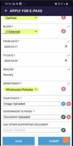 Jharkhand Corona Lockdown ePass Online Form