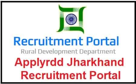 Applyrdd Jharkhand Recruitment Portal