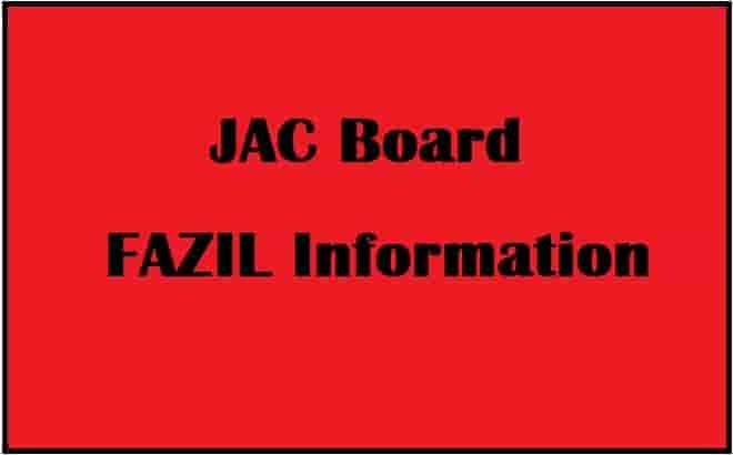 JAC Board Fazil