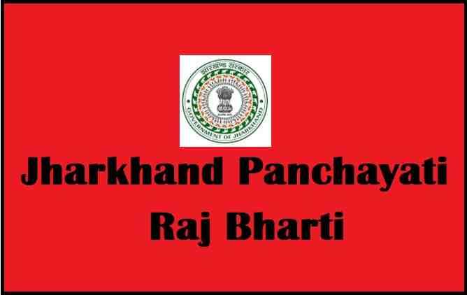 Jharkhand Panchayati Raj Bharti