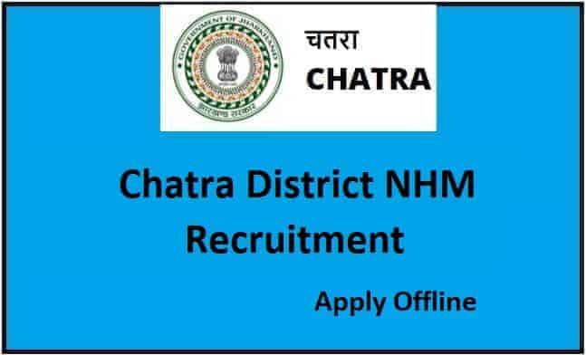 Chatra- District NHM-Bharti